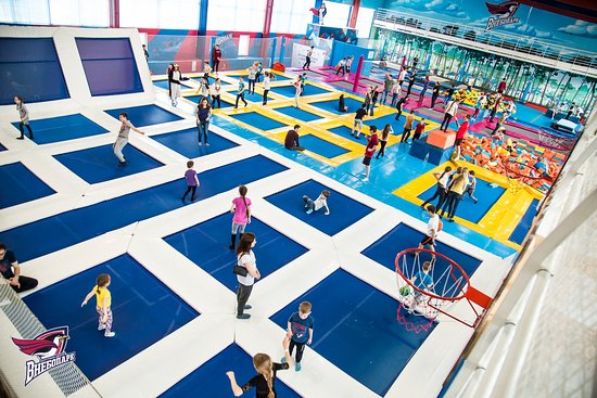 Trampoline Center Vnebopark
