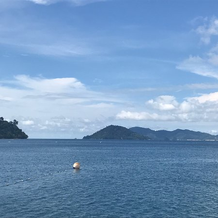 Pulau Gaya, Malasia: Gayana Marine Resort
