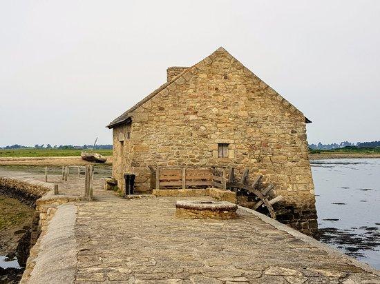 Bilde fra Le Moulin à Marée de Berno