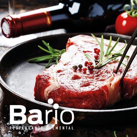 Bario Restaurante Elemental: Novillo Argentino, Ternera de Finlandia o Vaca madurada de España. Elige la que más te guste.