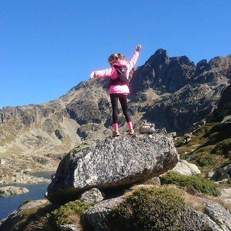 Experiencia en Muntanya: Estany de Juclar y Pico de Escobes