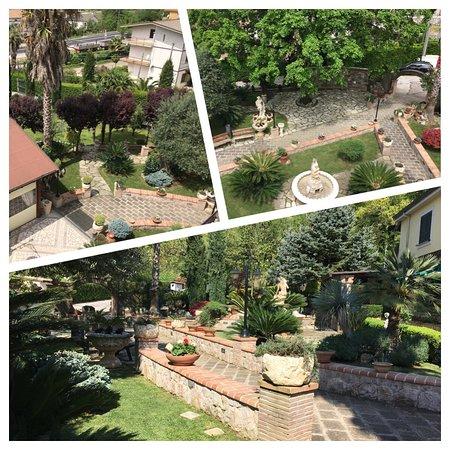 Castelnuovo Parano, Włochy: Giardino