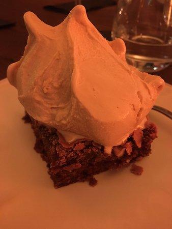 Palacio Chiado: gâteau choclat