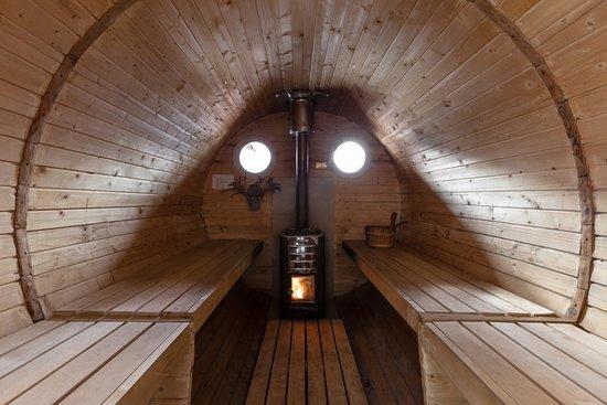 Мармора, Италия: Sauna