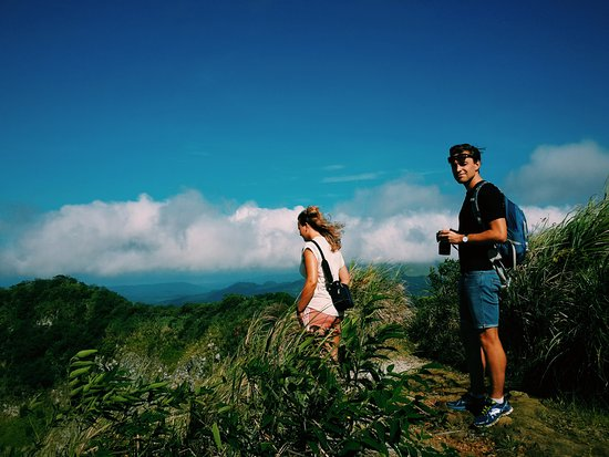 Tondano, Indonesia: Trekking to Mount Mahawu, Tomohon.