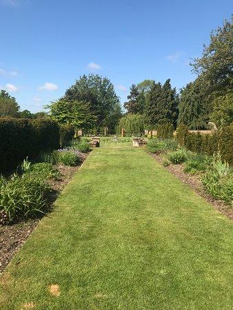 Thorpe le Soken, UK: Gardens