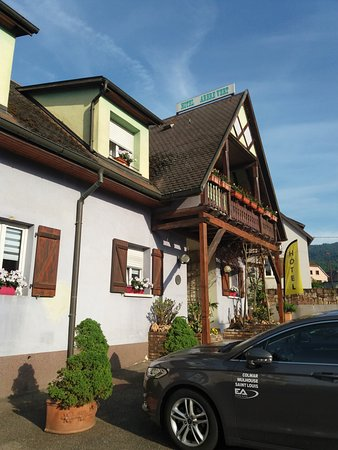 A l'Arbre Vert Hotel-Restaurant照片