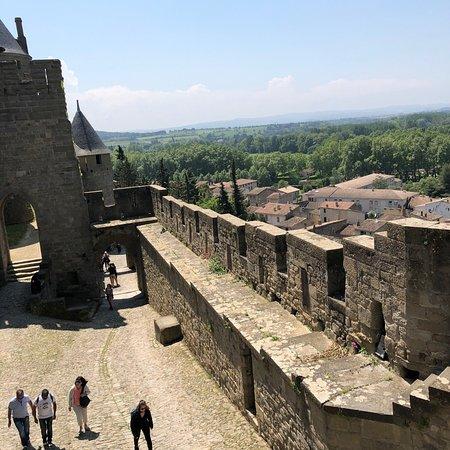 Chateau et Remparts de la Cite de Carcassonne Φωτογραφία