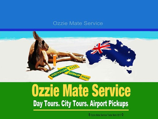 Greater Melbourne, Australia: Melbourne's most popular bus tour Ozzie Mate Service