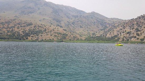 Κουρνάς, Ελλάδα: Lake Kournas