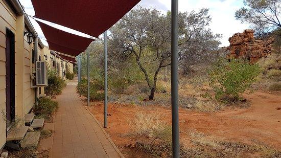 Kings Canyon, Avustralya: décor de rêve pour cet hôtel