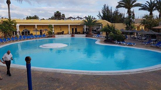 Hotel Royal Suite: piscina central