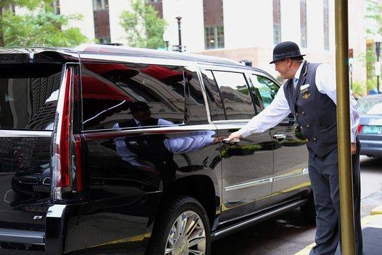 Patriots Limousine: Limo Service Near Me