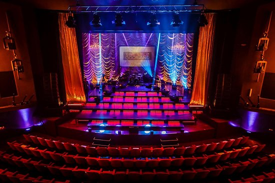 Hilversum, The Netherlands: Theaterzaal