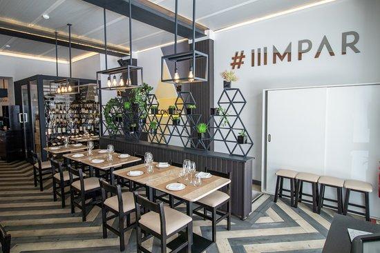 IIIMPAR: Restaurant 21