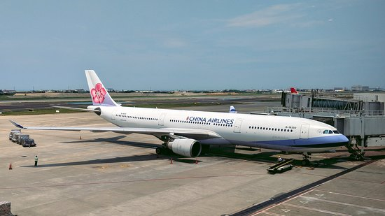 China Airlines: 機上餐點