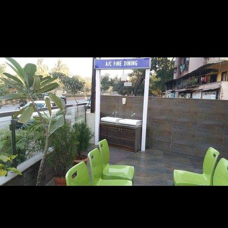 Kalyan, Ινδία: Prasad Food Divine