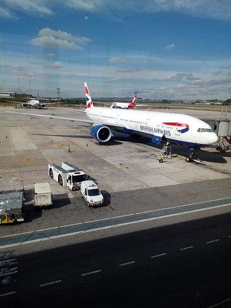 英國航空照片