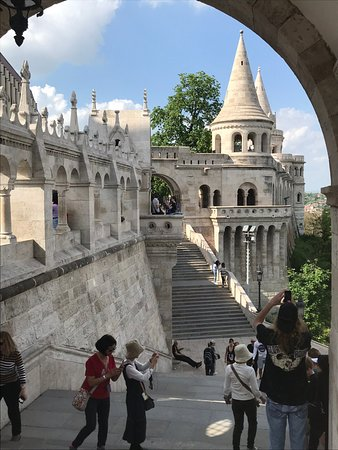 Danube River: Fishermans Bastion