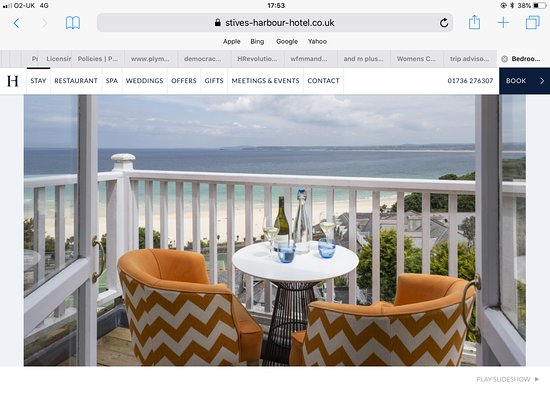 聖艾夫斯海港酒店&SPA照片