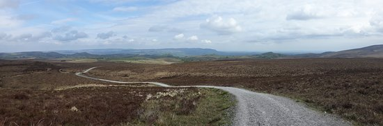 Cuilcagh Legnabrocky Trail: at the start
