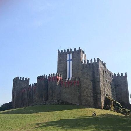 Guimarães Castle: panorâmica
