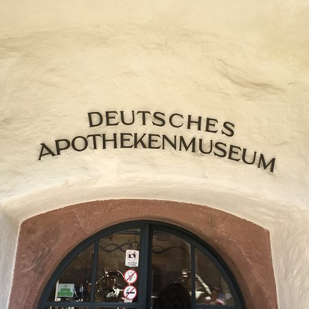 German Pharmacy Museum Φωτογραφία