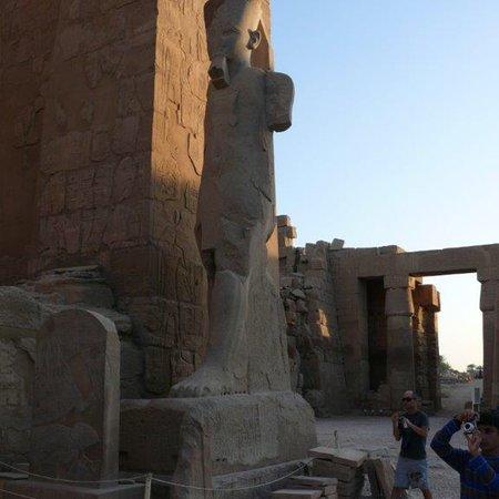 Karnak Tapınağı: Temple de Karnak