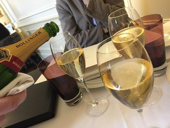 Champagne picture of le jardin gourmand auxerre tripadvisor - Le jardin gourmand auxerre ...