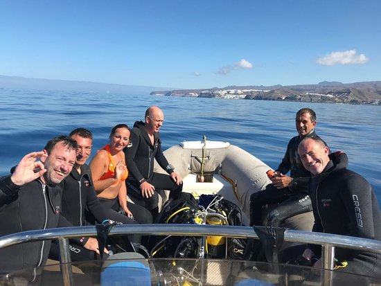 Top Diving Gran Canaria: Boat Diving Excursion in the Morning