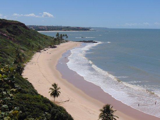 Praia do Coqueirinho: Vista do mirante