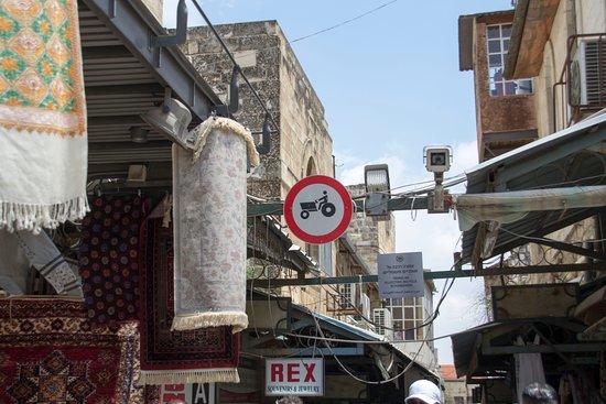 Old City of Jerusalem: all'ingresso della città vecchia