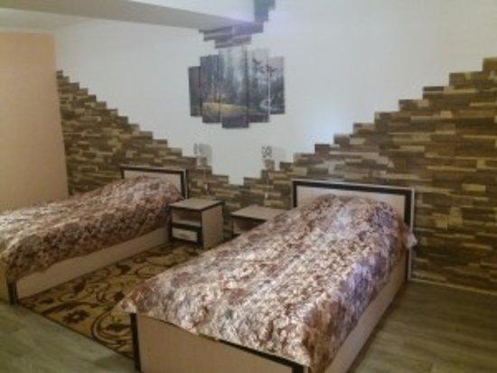 Novobureyskiy, Rosja: Двухместный номер