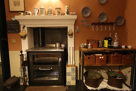 Cocconato, Италия: cucina