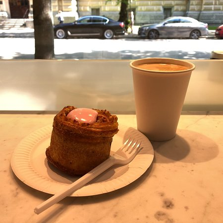 Ekberg: A place you must visit.  The taste of the cakes will or bread will gave you surprise! I like the