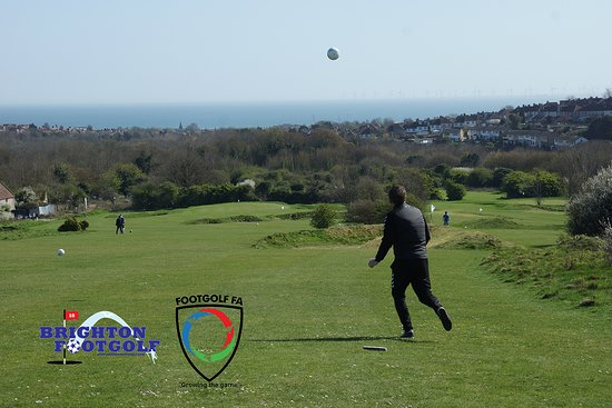 ‪Brighton Footgolf‬