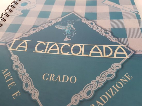 La Ciacolada: Best pizza there is.