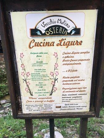 Osteria Vecchio Mulino: outside