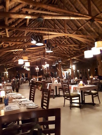 Garden Route Game Lodge: 20180326_191532_large.jpg