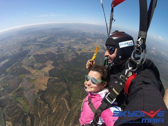 Skydive-Maia: Salto tandem