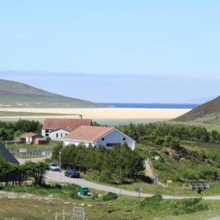 Isle of Harris, UK: Seallam! Building