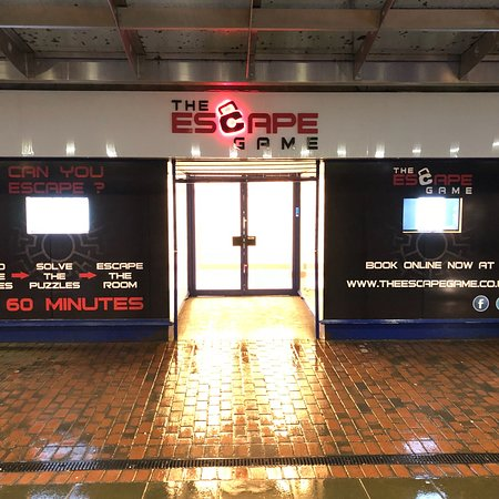 ‪The Escape Game Llanelli‬