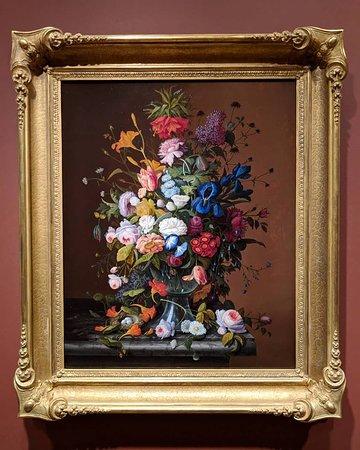 Philadelphia Museum of Art: Flowers.
