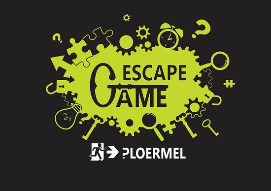Logo ESCAPE GAME PLOERMEL