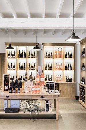 Puget, Francja: Vente directe de nos vins biologiques