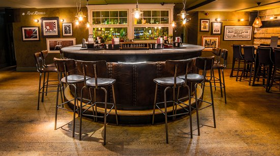 Revolution Birmingham: Our Secret Garden Bar