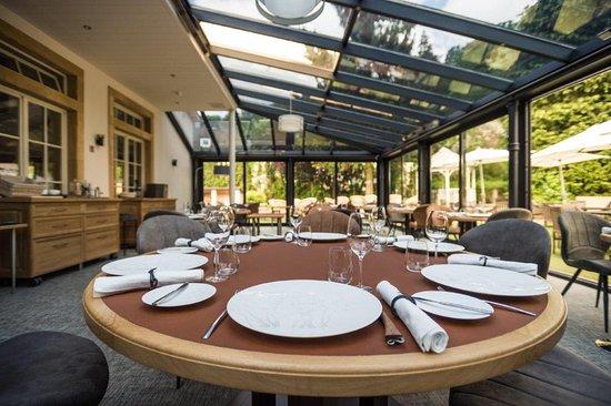 Le Jardin d\'hiver - Bild von Restaurant Les Jardins d\'Anaïs ...