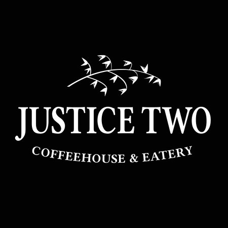 Battle Lake, Миннесота: Justice Two Coffeehouse & Eatery logo 1