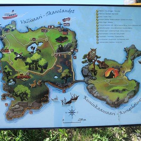 Vallisaari: Cette île est magnifique , je la conseille a tout le monde !