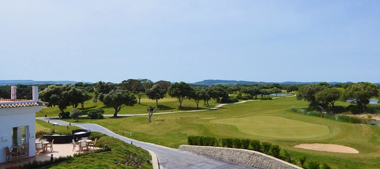 Benalup-Casas Viejas, Испания: Campo de golf y putting green